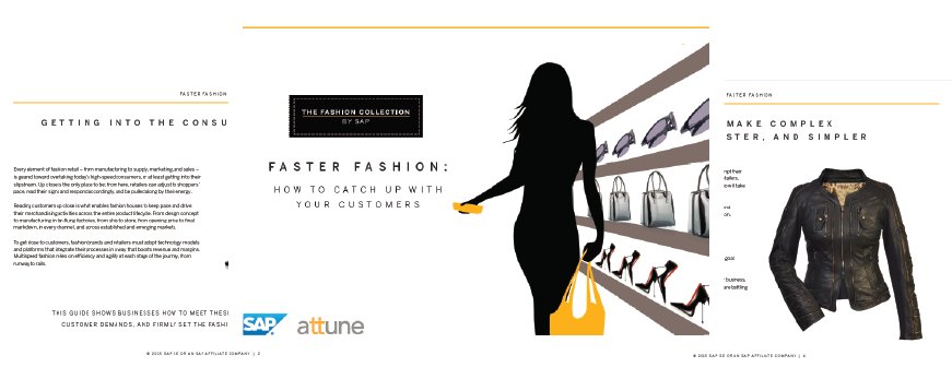 Faster Fashion: How to Catch up with your Customers