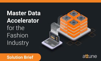 Solution Brief:master data accelerator