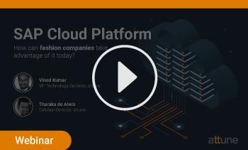 webinar:SAP Cloud Platform