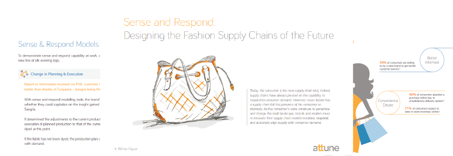 Sense and Respond: Designing the Fashion Supply Chains of the Future