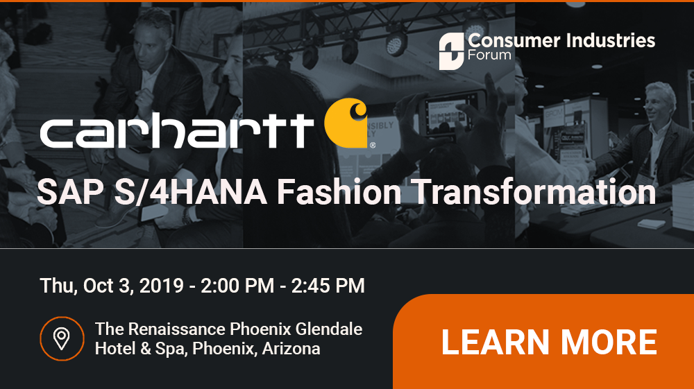 attune Consulting | SAP S/4HANA Fashion Industry Solutions