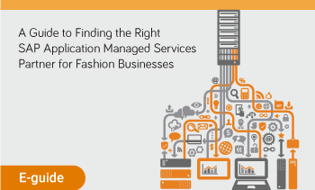 E-guide;finding the right SAP Application managed services partner