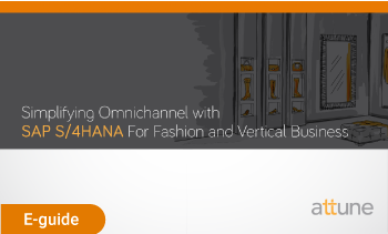 e-guide: simplifying omnichannel with SAP S/4HANA
