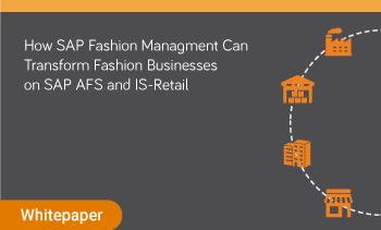 whitepaper:SAP Fashion Mangement