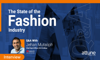 state of fashion industry interview with MAS