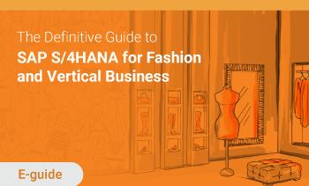 E-guide: SAP S/4HANA